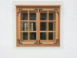 Fenster - Bauernhaus